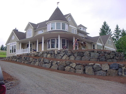 Custom Home, Dundee, Oregon